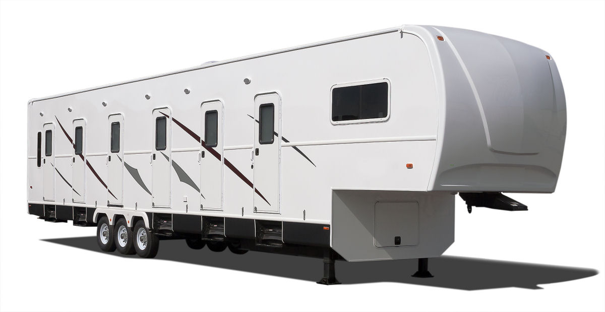 Custom Built Travel Trailers >> Commercial Units - Recreation by Design